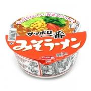 사뽀로 된장맛 컵라면 81g