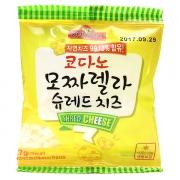 코다노 모짜렐라 슈레드치즈 한박스(27gx50ea) /냉동