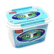 브럼멜 앤 브라운 위드 요거트 425g /냉장