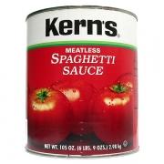 컨스 스파게티소스 2.98kg /Meatless Spaghetti Sauce