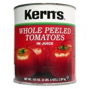 컨스 토마토홀 2.89kg /Whole Peeled Tomatoes