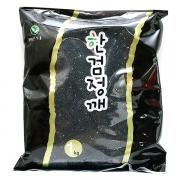 한식품 한검정깨 1kg /흑임자/Roasted Black Sesame
